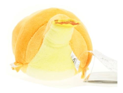 peluche pokemon charmander acostado 13 cm