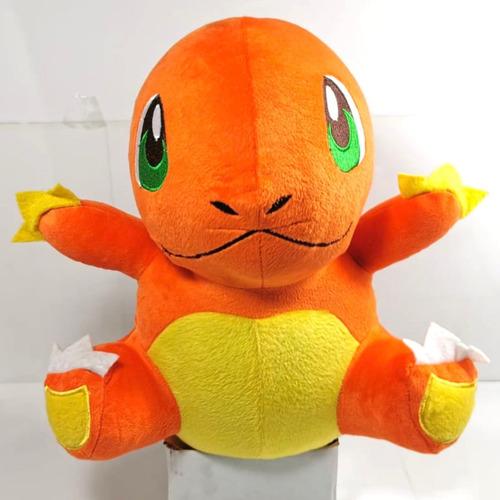 peluche pokemon charmander alto 31cm anime calidad  envío