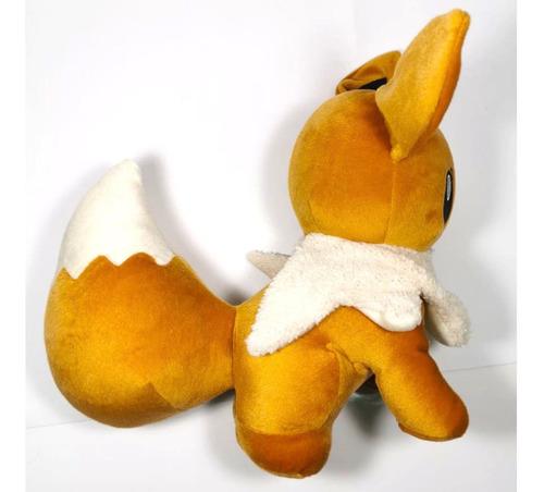 peluche pokemon eevee altura 29cm gran calidad comic