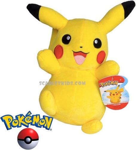 peluche pokemon pikachu plush 20 cm original