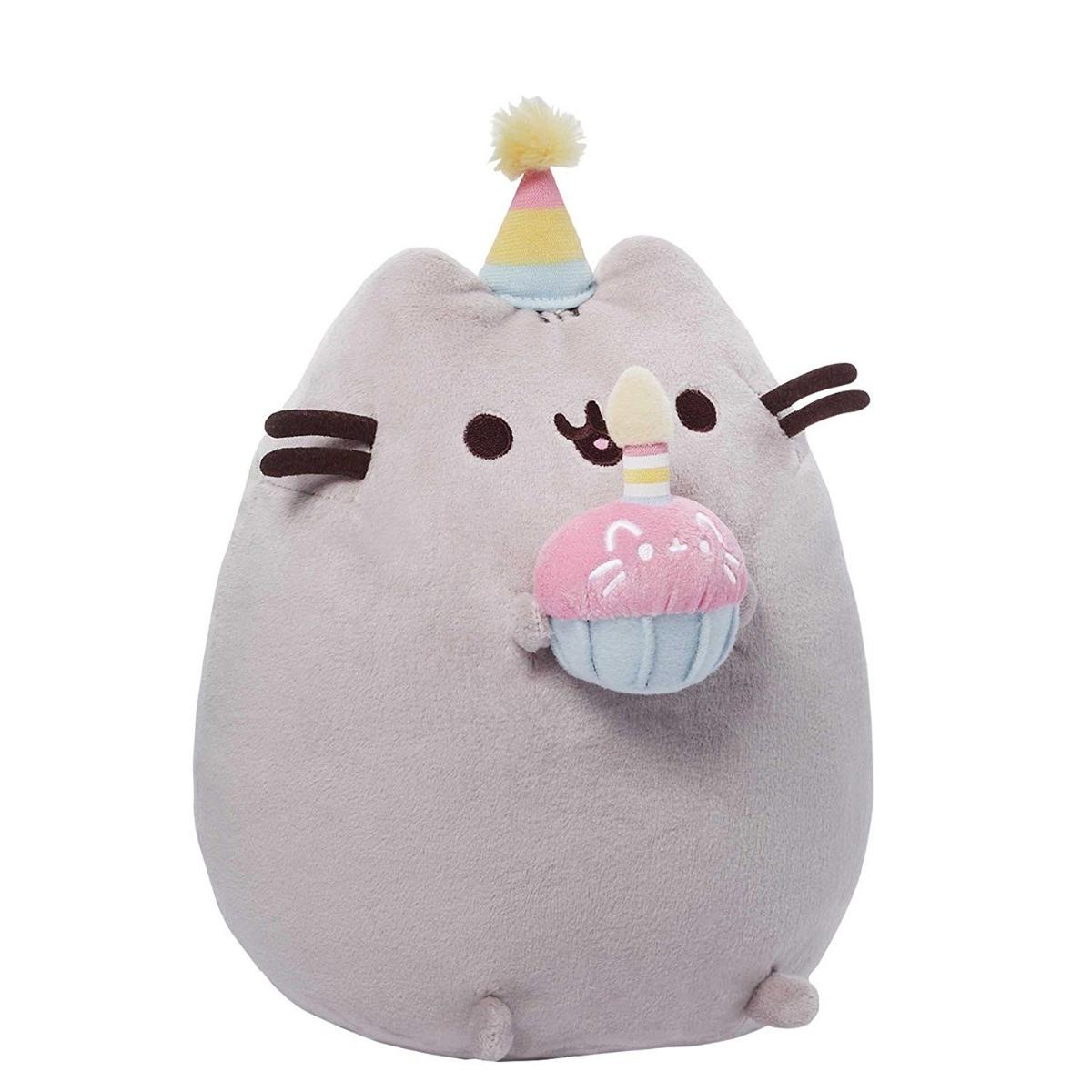 Peluche Pusheen Cupcake Cumpleanos Kawaii Atelier 1 130 00 En