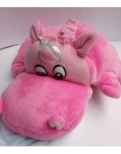 peluche regalo niños bebes guarda pijama cojin unicornio