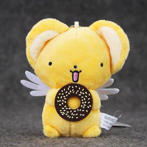 peluche sakura cardcaptor mini kero 10cm colgante anime