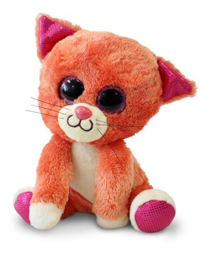 peluche shinymals gato michi 6 pulgadas