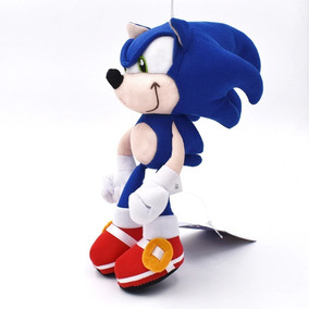 Hedgehog Envío The Adventure Sonic Peluche Gratis NXZPn8w0Ok