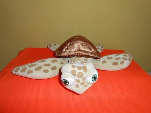 peluche squirt tortuga buscando a nemo disney 32 cms