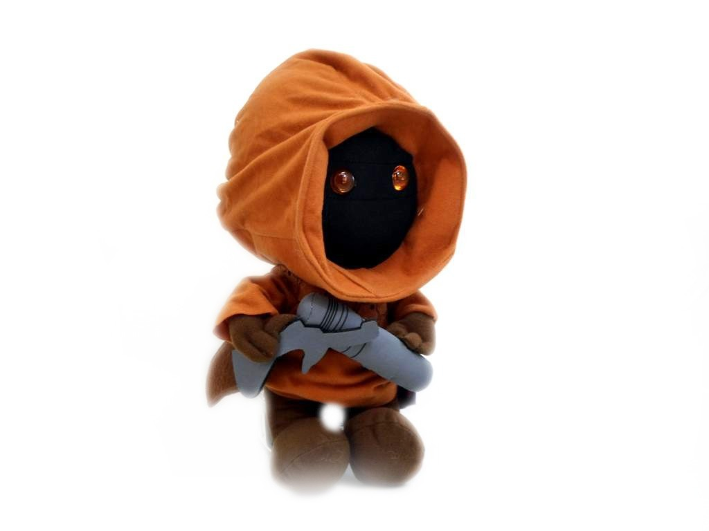 Peluche Star Wars Jawa Nuevo Garantía
