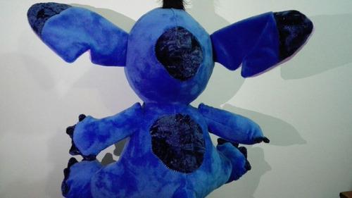 peluche stitch & angel antialergico 35 cm