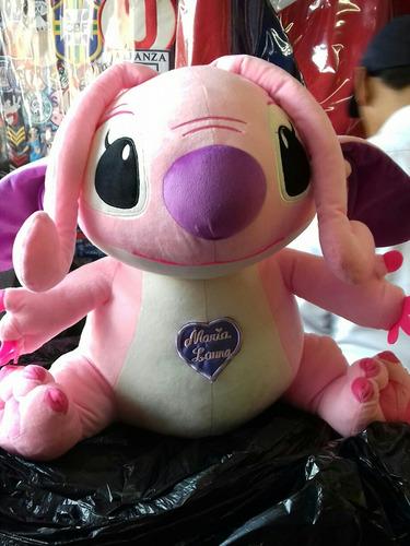 peluche stitch & angel regalos detalles muñecos de felpa