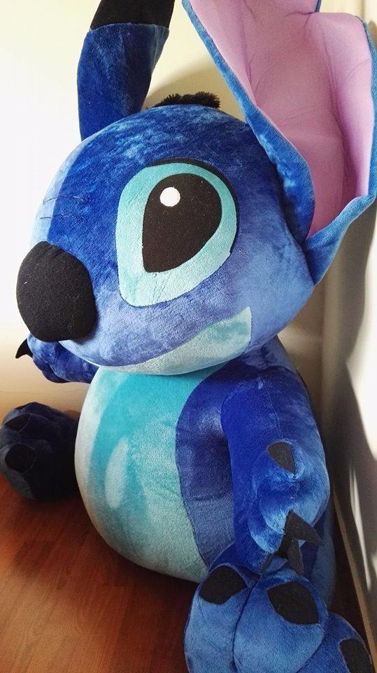 Peluche Stitch Super Gigante 120 Cm (lilo \u0026 Stitch) - $ 300.000 en
