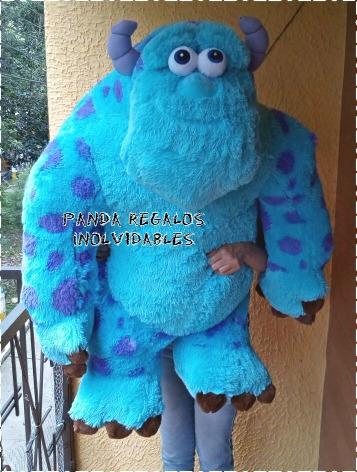 peluche sullivan. gigante 135cms ,muñecos disney+envio grat