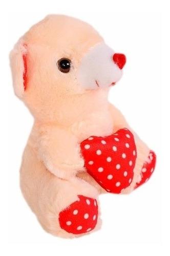 peluche suricata 20cm beige con rojo hr406-2 en oferta loi