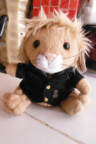 peluche the ritz carlton hotel company collection lion pet
