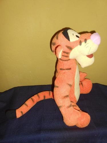 peluche tigger winnie pooh disney applause 33 cms tiger