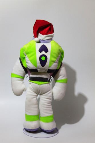 peluche toy story buzz lightyear edición especial navidad