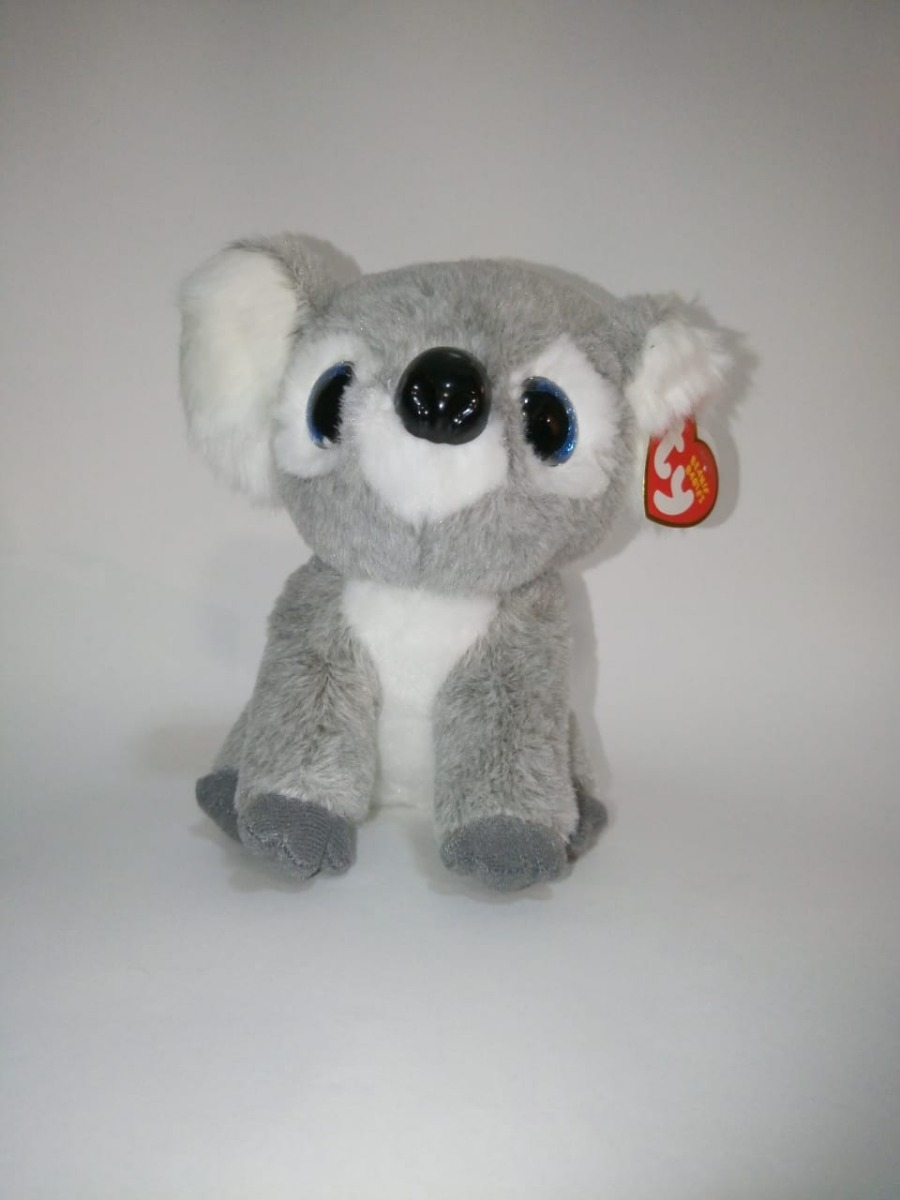 9d65e7af3b9 peluche ty beanie babies koala kookoo 14cm wabro reinaroja. Cargando zoom.