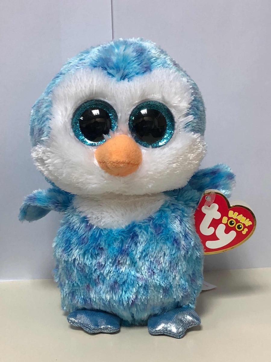Peluche Ty Pingüino Ice Cube Beanie Boos 15 Cm -   9.990 en Mercado ... 2a225842a3f1