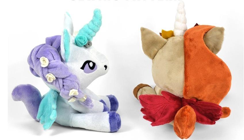 Peluche Unicornio Pegasus Pony Patron De Costura Molde Pdf - S/ 5,00 ...