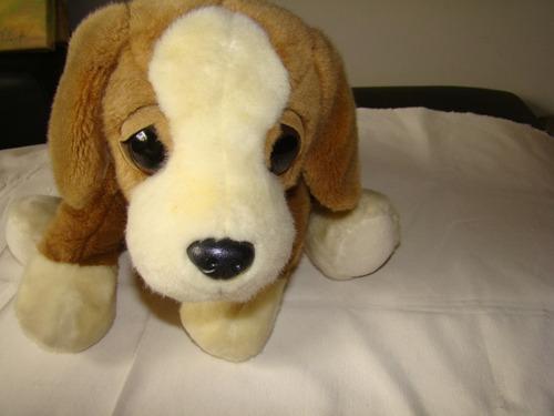peluche usado en excelente estado de cachorro perro