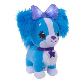 Peluche Wishe Me Perro Azul 23110-4