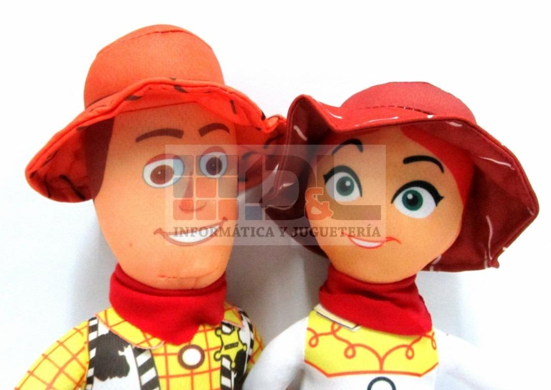 a166891912123 peluche woody jessie precio por los 2 toy story grandes 45cm. Cargando zoom.