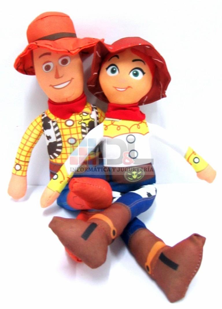 1fc57553adf8f peluche woody o jessie toy story disney grandes 45 cm local. Cargando zoom.