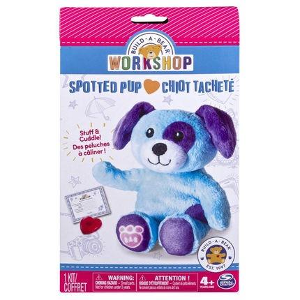 peluche workshop buil bear crea tu perro sobreruedasjuguete