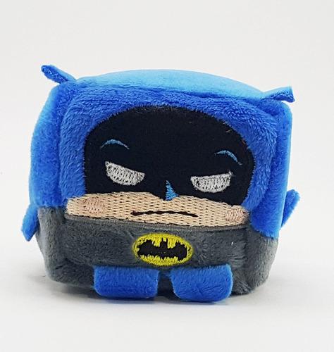 peluches mini cubo dc comic superman batman joker supergirl