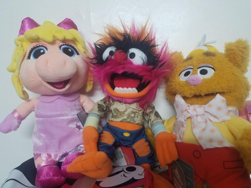 Peluches Muppet Babies Disney Store