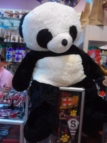 peluches osos panda de 1 metro 50 cm  compra yaaaa