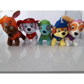 Peluches Paw Patrol Colección De 6 Perritos