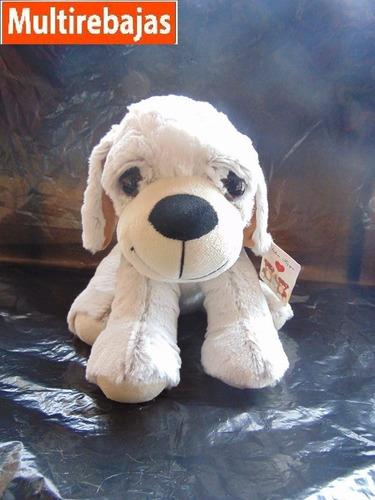 peluches perros bebe 40 cm