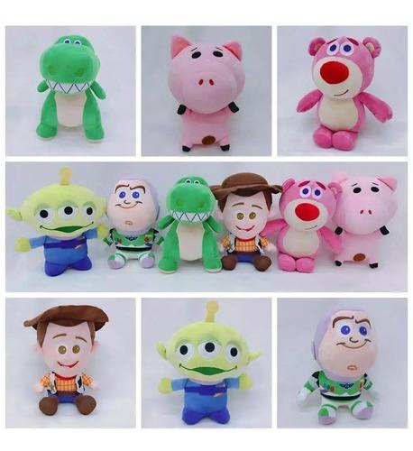 peluches toy story 20 cm excelente calidad hermosos