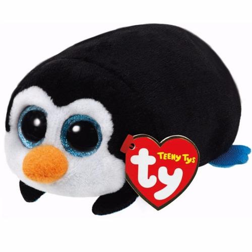 peluches ty teeny tys ojos grandes tsum tsum pinguino pocket