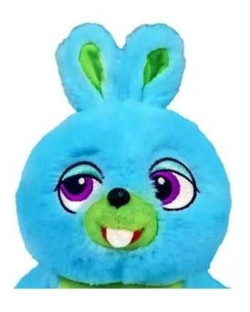 pelúcia 30 cm disney pixar toy story 4 bunny dtc 5108