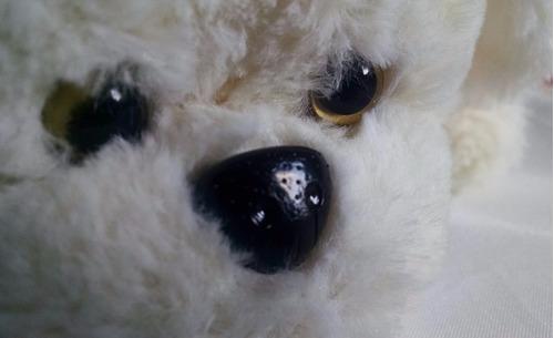 pelucia alta qualidade cachorro fofo dog - pronta entrega