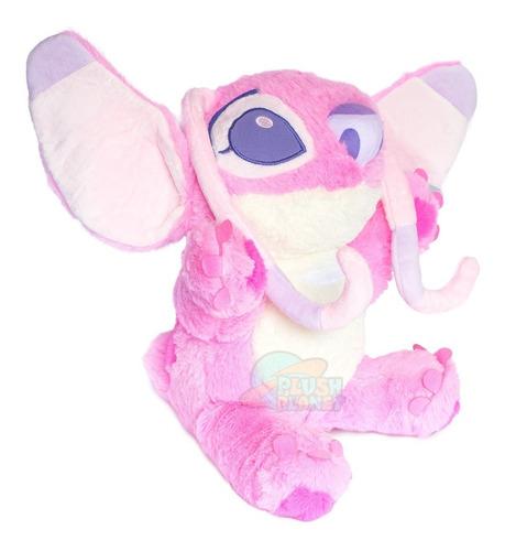 pelúcia angel - lilo & stitch - 36 cm - frete grátis*