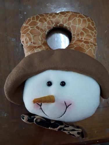 pelúcia boneco de neve