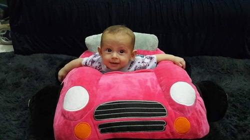 pelúcia brinquedo carro d bebe sentar descanso assento