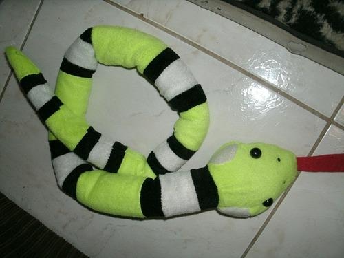 pelúcia - cobra - 100 cm