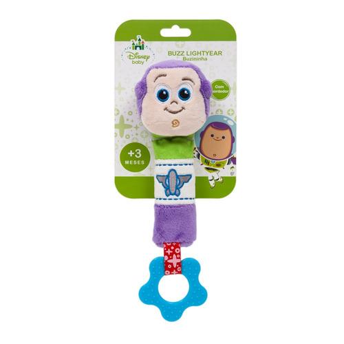 pelúcia de atividades - disney - toy story - buzz com buzini