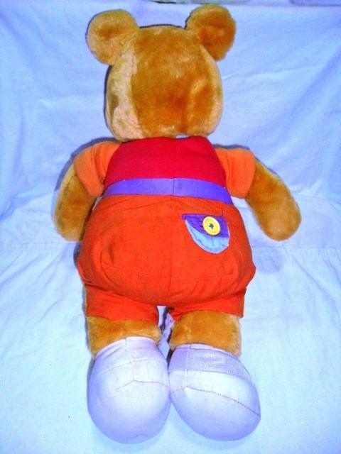 Pelucia Desenho Ursinho Pooh Puff Disney Original R 100 00 Em