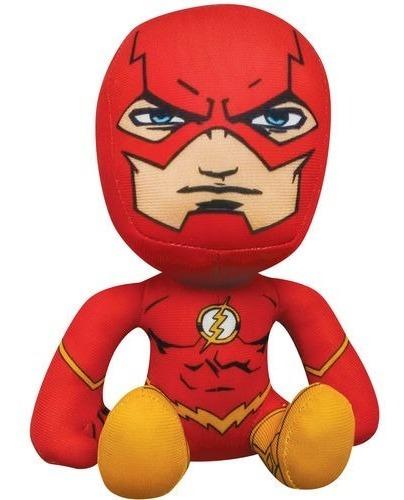 pelúcia flash super hero liga da justiça comics original dtc