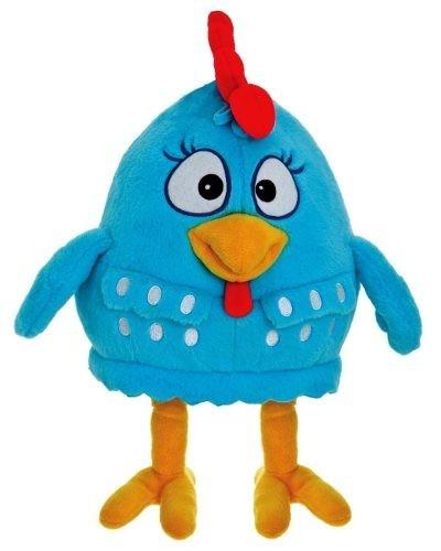 pelucia galinha pintadinha brinquedo