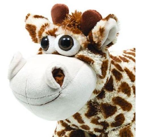 pelúcia girafinha fun 6672 - buba