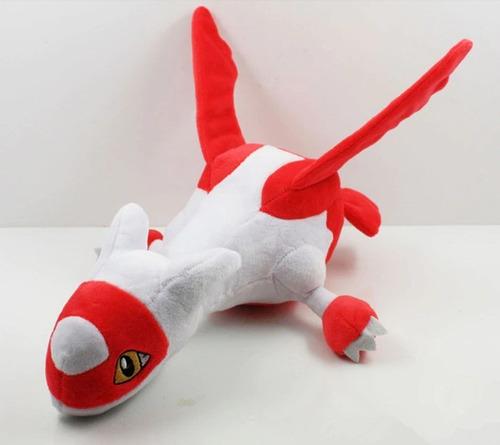 pelúcia latias 30cm pokemon lendário pronta entrega
