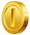 pelúcia moeda com som super mario original world of nintendo