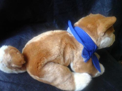 pelucia original da gugu world japan cãozinho