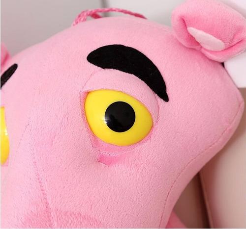 pelúcia pantera cor de rosa 90cm gigante - promoção!