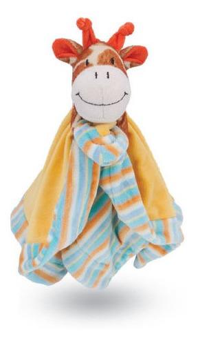 pelúcia para bebê naninha soninho girafa
